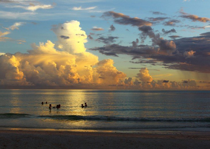 Tropical Escape! Fabulous Amenities 1Br Siesta Palms by the Beach #1C #8