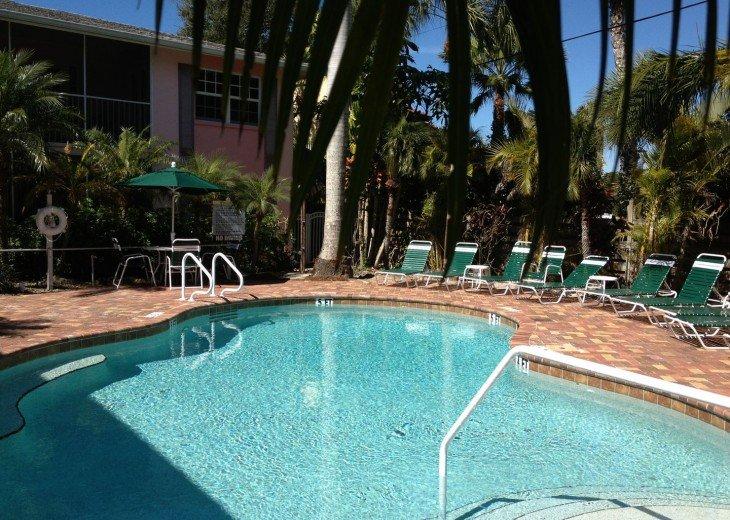 Tropical Escape! Fabulous Amenities 1Br Siesta Palms by the Beach #1C #7