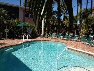 Tropical Escape! Fabulous Amenities 1Br Siesta Palms by the Beach #1C #1