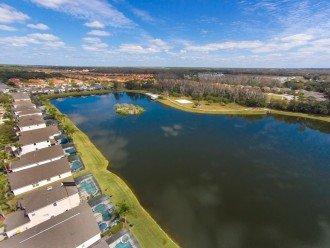 14 acre natural fishing lake