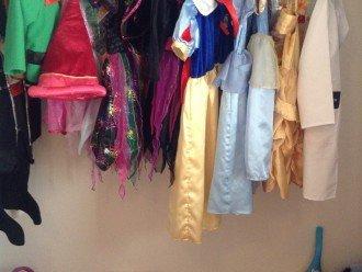 Kids Dress up clothes