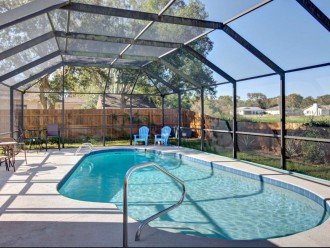 3 Bedroom Pool Home, Quiet Daytona area. Sleeps 9, Near Beach, Speedway, Golfing #1