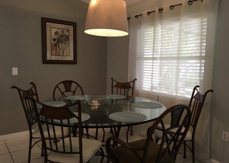 Dining Room Along side Kitchen