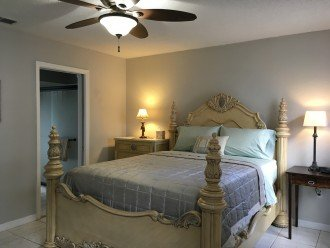Master Bedroom With Entrance To Master Bath