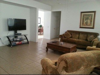 Spacious Villa with Large Lanai Overlooking Conservation #1