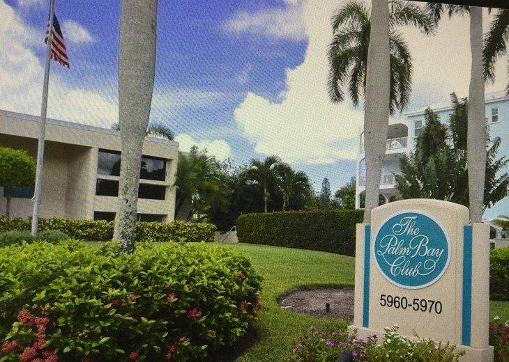 Siesta Key Gulf View Palm Bay Club in the Tower #6