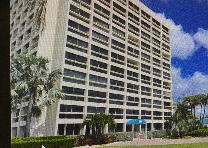 Siesta Key Gulf View Palm Bay Club in the Tower #7