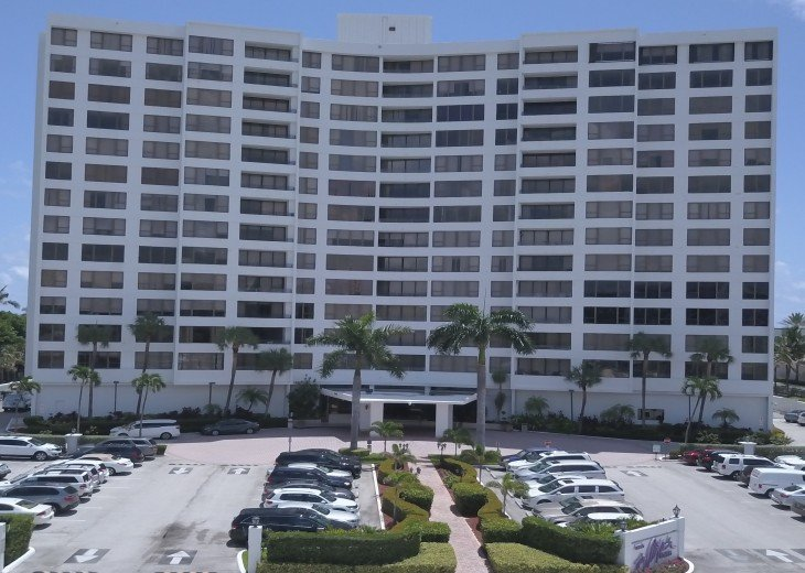 Alexander Towers Hollywood Beach Oceanfront 2/2 #1