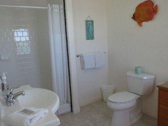 King suite bath 1 view.