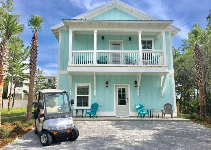 The Sandy Feet Retreat! 6bed 6bath with private heated pool! #1
