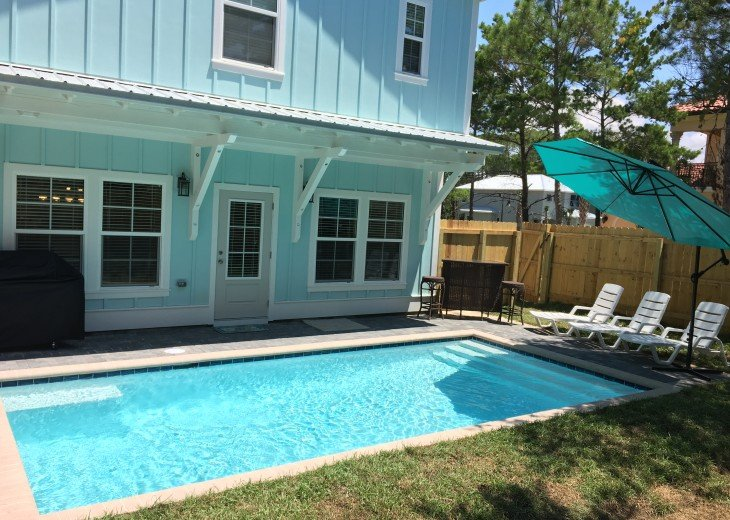 The Sandy Feet Retreat! 6bed 6bath with private heated pool! #2