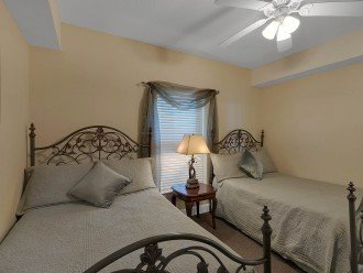 Tranquility at its finest! Guest Bedroom - Two Full beds
