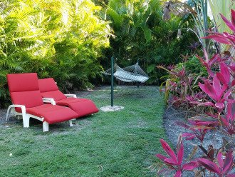Outdoor area - common area