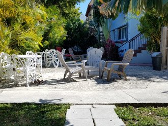 Outdoor common area
