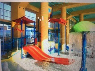 Splash Condominiums on the beach. Outdoor water park for children. #1