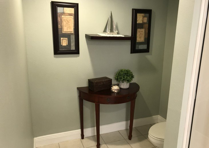 Master Bathroom Area!