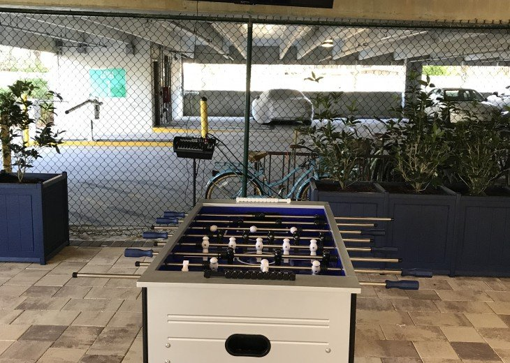 Foosball anyone?!