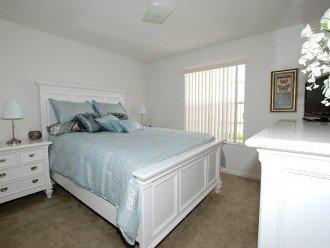 Queen bedroom - separate bathroom