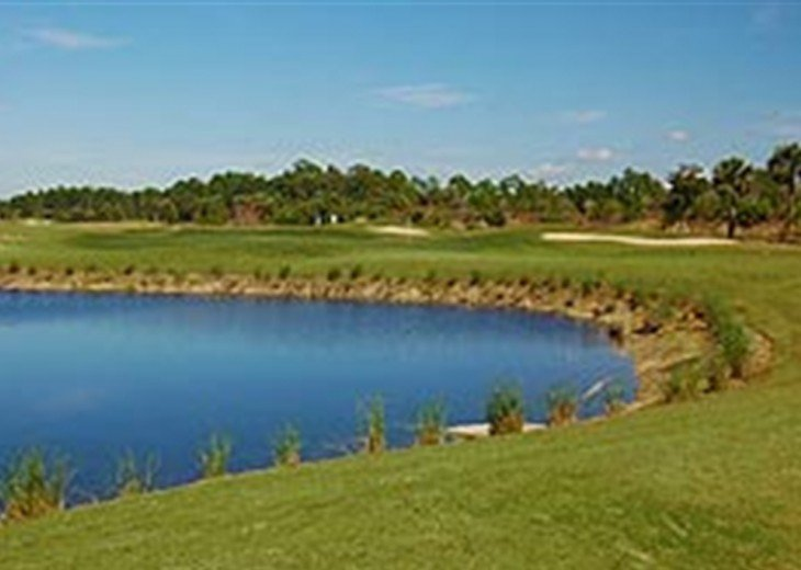 Free Golf - 5 Star + Lakeview Condo #28