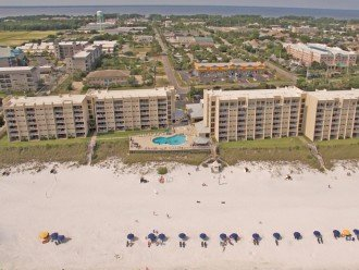 C104 Gorgeous Beach-Front Condo, located right on the gulf! #1