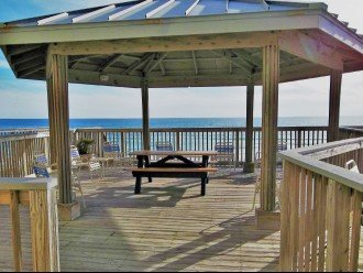 B604 Great views of the gulf to wake up to! Located directly on the beach #1