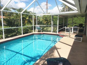 Featured Florida Rentals. Vacation Heated Pool Home Near Shamrock Park And  The Beaches
