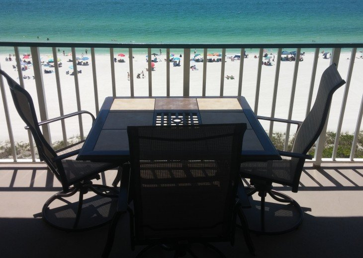 Marco Island... Apollo Condo...Directly on Beach #2