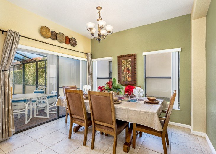 Mediterranean Style, Close to Disney, Pool Spa/Game room/free WiFi #7