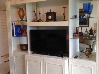 Living Room wall unit with TV