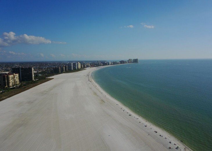 Marco Island's South (Crescent) Beach