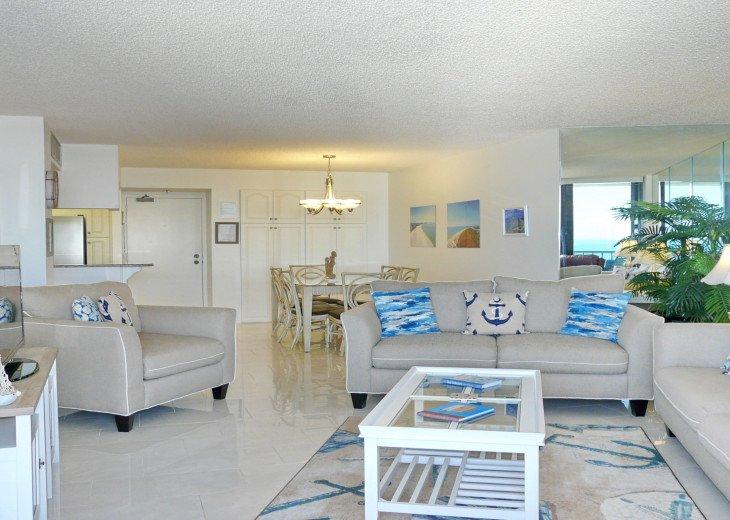 Sea Mar Condo Living Room