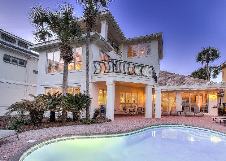 Game Room | Pool | Weddings | 7br Beachfront Luxury Home | Sleeps 30 #1