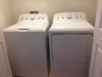 Washing machine and tumble dryer (new in November 2017)