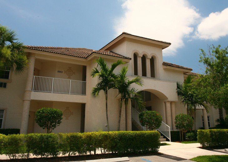 Florida-style condo living