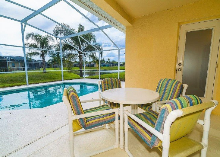 Family - friendly amazing Villa, south facing Private Pool and Water view #12