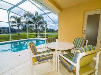 Family - friendly amazing Villa, south facing Private Pool and Water view #1