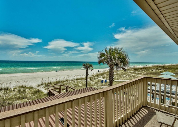 Large Beach Front Home - Watch Sunset on the Gulf from your own deck #9