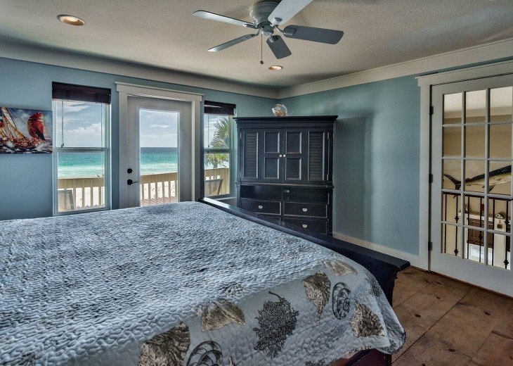 Large Beach Front Home - Watch Sunset on the Gulf from your own deck #4