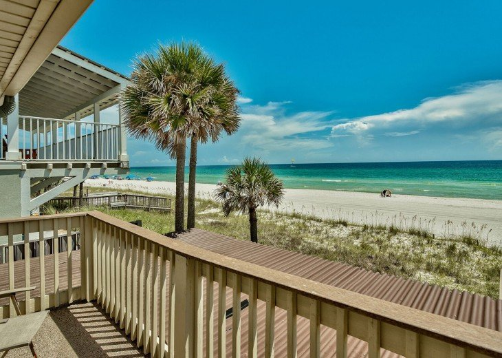 Large Beach Front Home - Watch Sunset on the Gulf from your own deck #8