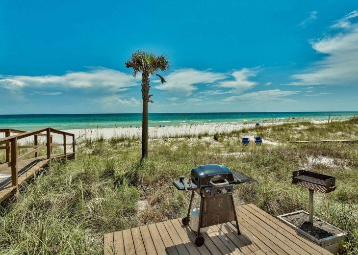 Large Beach Front Home - Watch Sunset on the Gulf from your own deck #5
