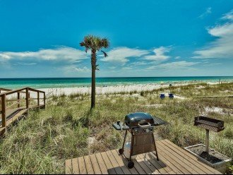 Large Beach Front Home - Watch Sunset on the Gulf from your own deck #1