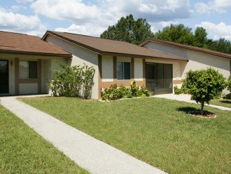 PALM HARBOR, DUNEDIN Spacious Bright Ground Level 2 Bedroom, 2 Bath Villa #1