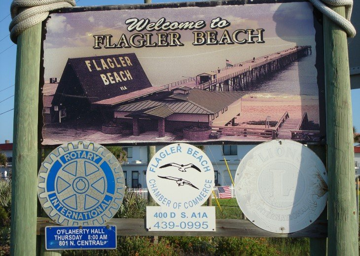 FLAGLER BEACH OCEANFRONT PENTHOUSE ON THE WATER #54