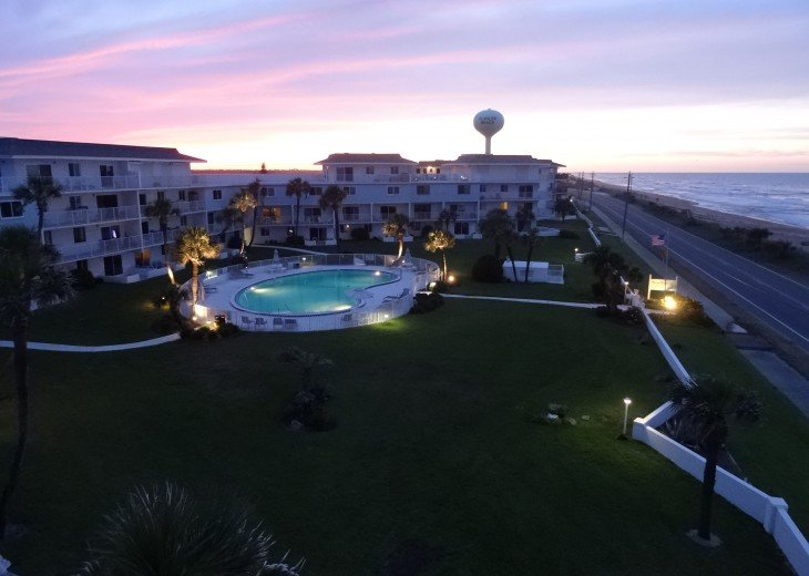FLAGLER BEACH OCEANFRONT PENTHOUSE ON THE WATER #80