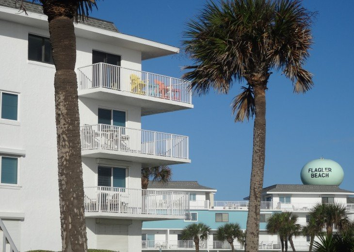FLAGLER BEACH OCEANFRONT PENTHOUSE ON THE WATER #45