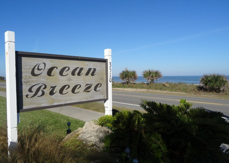 FLAGLER BEACH OCEANFRONT PENTHOUSE ON THE WATER #44