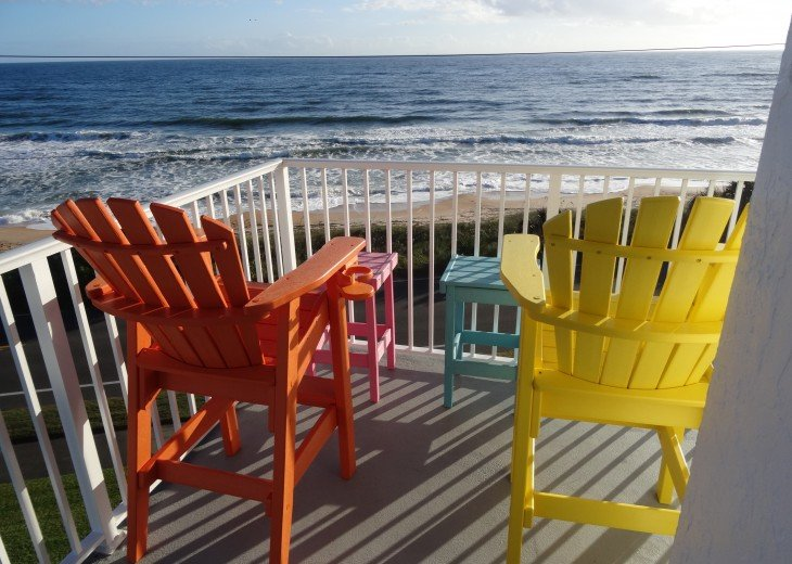 FLAGLER BEACH OCEANFRONT PENTHOUSE ON THE WATER #13