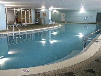 Indoor pool (there are two of these)