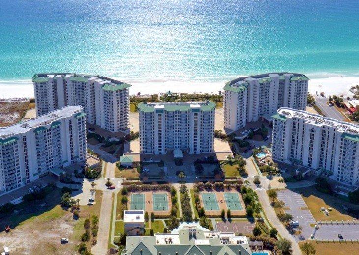 The Pace's, Silver Shells Ocean Front 12th floor Condo #22