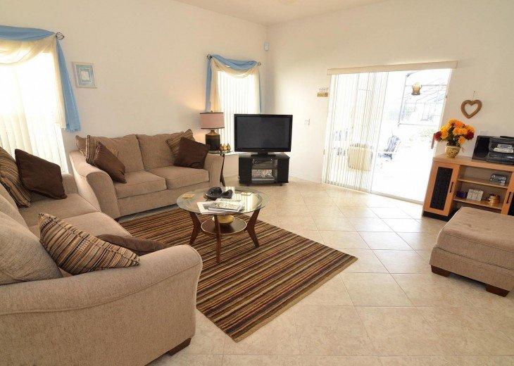 Executive Beautifully furnished South facing villa #2